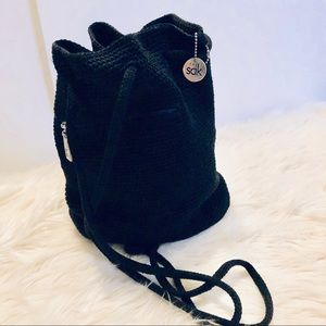 The Sak crochet  backpack